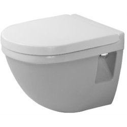 Default Category SensoDays Vas WC suspendat Duravit Starck 3, 360x485 mm