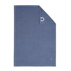 Prosoape & Sorturi de bucatarie Prosop de bucatarie Cawo Cuisine Solid Uni 50x70cm, 111 albastru inchis