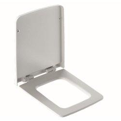 Capac WC Geberit Xeno2 cu inchidere lenta, alb