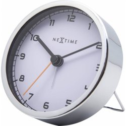 Default Category SensoDays Ceas de masa NeXtime Company Alarm 9x9x7.5cm, alb