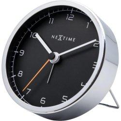 Produse Noi Ceas de masa NeXtime Company Alarm 9x9x7.5cm, negru