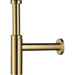 Accesorii montaj Sifon lavoar Design Plus Hansgrohe Flowstar S, gold optic lustruit