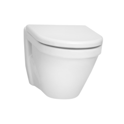 Set vas WC suspendat Vitra S50 si capac inchidere lenta