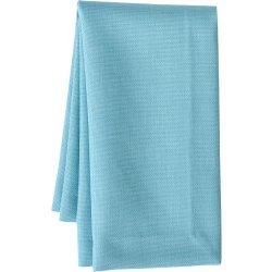 Fete de masa Fata de masa Sander Basics Loft 150x200cm, protectie anti-pata, 67 albastru aqua