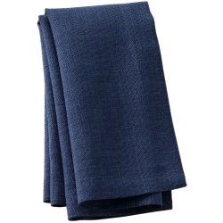Fete de masa Fata de masa ovala Sander Basics Loft 150x200cm, protectie anti-pata, 4 albastru navy