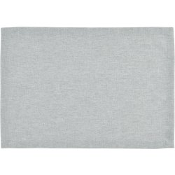 Textile decorative de masa Servet Sander Basics Sky 45x45cm, 21 gri argintiu