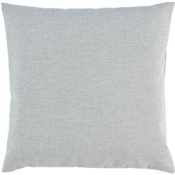 Huse perne decorative Husa perna Sander Basics Sky 50x50cm, 21 gri argintiu