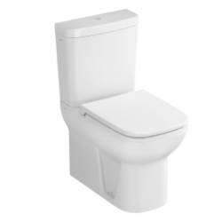 Default Category SensoDays Vas WC Vitra S20 62cm back-to-wall, pentru rezervor asezat