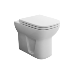 Default Category SensoDays Vas WC Vitra S20 54cm back-to-wall, pentru rezervor ingropat