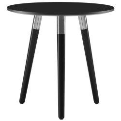 Default Category SensoDays Masuta Stressless Style 55cm, h52cm, baza negru, blat negru