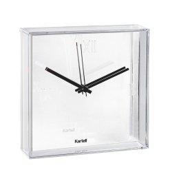 Ceasuri Ceas Kartell Tic&Tac design Philippe Starck & Eugeni Quitllet, 30x30cm, alb