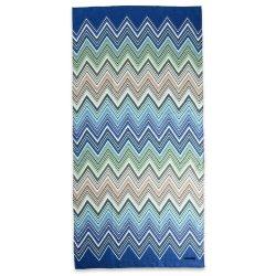 Cadouri pentru cei dragi Prosop de plaja Missoni Telemaco 90x180cm, culoare 170