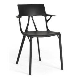Default Category SensoDays Scaun Kartell A.I. design Philippe Starck, negru