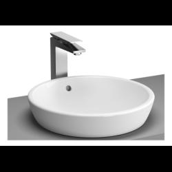 Obiecte sanitare Lavoar tip bol Vitra Metropole 45cm fara orificiu baterie, fara preaplin, montare pe blat