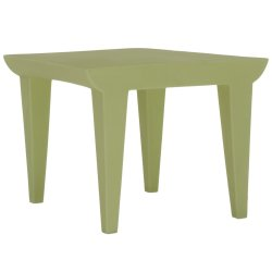 Default Category SensoDays Masuta Kartell Bubble, design Philippe Starck,51.5x51.5cm, hx41.5cm, verde
