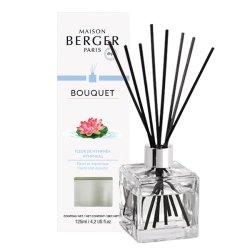 Difuzoare parfum Difuzor parfum camera Berger Bouquet Parfume Cube Fleur de Nymphea 125ml
