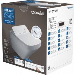 Seturi vase WC Set vas WC suspendat Duravit DuraStyle si capac slim SensoWash cu functie de bideu