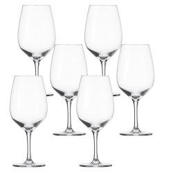 Default Category SensoDays Set 6 pahare vin rosu Schott Zwiesel Congresso Bordeaux 621ml