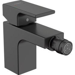Default Category SensoDays Baterie bideu Hansgrohe Vernis Shape cu ventil pop-up, negru mat