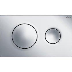 Rezervoare WC Clapeta actionare Viega Visign for Style 20, crom lucios