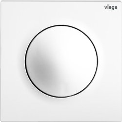 Clapete rezervoare Clapeta actionare urinal Viega Visign for Style 20, alb alpin