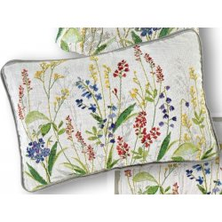 Textile decorative Perna decorativa Sander Gobelins Flower Meadow 32x48cm, 40 Original