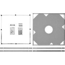 Sisteme montaj Set accesorii cadite de dus Duravit Duraplan pentru montaj la nivel cu pardoseala