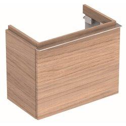 Dulap baza Geberit iCon 52cm cu un sertar, stejar