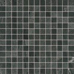 Default Category SensoDays Mozaic Iris Pietra di Basalto 3x3, 30x30cm, Nero