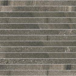 Default Category SensoDays Mozaic Iris Pietra di Basalto 3x30, 30x30cm, Moro