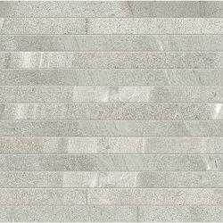 Default Category SensoDays Mozaic Iris Pietra di Basalto 3x30, 30x30cm, Grigio