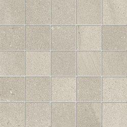 Default Category SensoDays Mozaic Iris Pietra di Basalto 5.5x5.5, 30x30cm, Beige