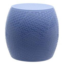 Default Category SensoDays Taburet Kartell Roy design Alessandro Mendini, h43cm, d45cm, albastru