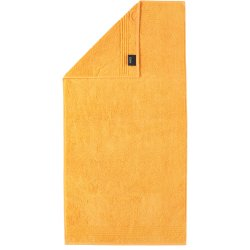 Default Category SensoDays Prosop baie Cawo Essential Uni 50x100cm, 552 portocaliu