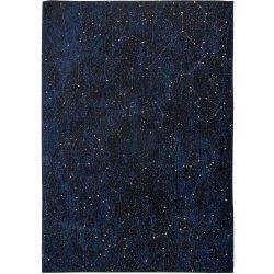Default Category SensoDays Covor Christian Fischbacher Celestial, colectia Neon, 140x200cm, Midnight Blue