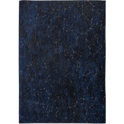 Default Category SensoDays Covor Christian Fischbacher Celestial, colectia Neon, 200x280cm, Midnight Blue