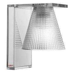 Default Category SensoDays Aplica Kartell Light Air design Eugeni Quitllet, 21x14x17cm, transparent