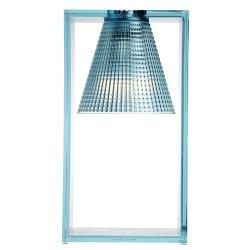 Default Category SensoDays Veioza Kartell Light Air design Eugeni Quitllet, 32x17x14cm, bleu transparent