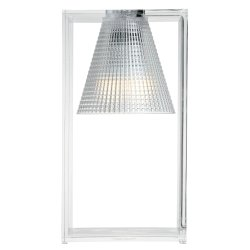 Default Category SensoDays Veioza Kartell Light Air design Eugeni Quitllet, 32x17x14cm, transparent