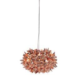 Pendule & Suspensii Suspensie Kartell Bloom design Ferruccio Laviani, G9 max 3x33W, d28cm, cupru metalizat