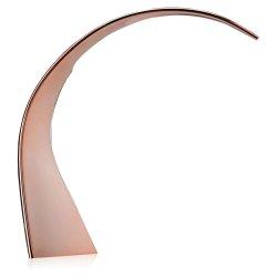 Veioza Kartell Taj Mini design Ferruccio Laviani, LED 2.8W, h32cm, aramiu