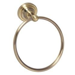 Inel port-prosop Bemeta Retro bronz