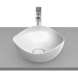 Default Category SensoDays Lavoar tip bol Roca Ohtake 37.5x37.5cm, alb