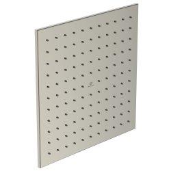 Sisteme de dus Palarie de dus Ideal Standard Ideal Rain Square 300x300, silver storm