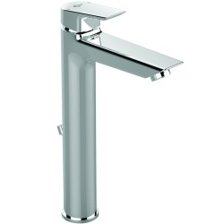 Baterie lavoar Ideal Standard Tesi 301 mm, ventil pop-up, pentru lavoar tip bol