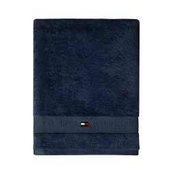 Default Category SensoDays Prosop baie Tommy Hilfiger Plain 2 70x140cm, Albastru Navy