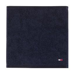 Cadouri pentru cei dragi Prosop baie Tommy Hilfiger Plain 2 30x30cm, Albastru Navy