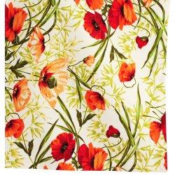 Textile decorative Husa perna Sander Prints Alvor 40x40cm, bumbac 100%, 1 Red