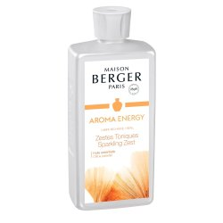 Default Category SensoDays Parfum pentru lampa catalitica Berger Zestes Toniques 500ml