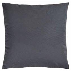 Textile decorative Perna pentru scaun Sander Garden Atmosphere 40x40cm, protectie anti-pata, 34 Graphite